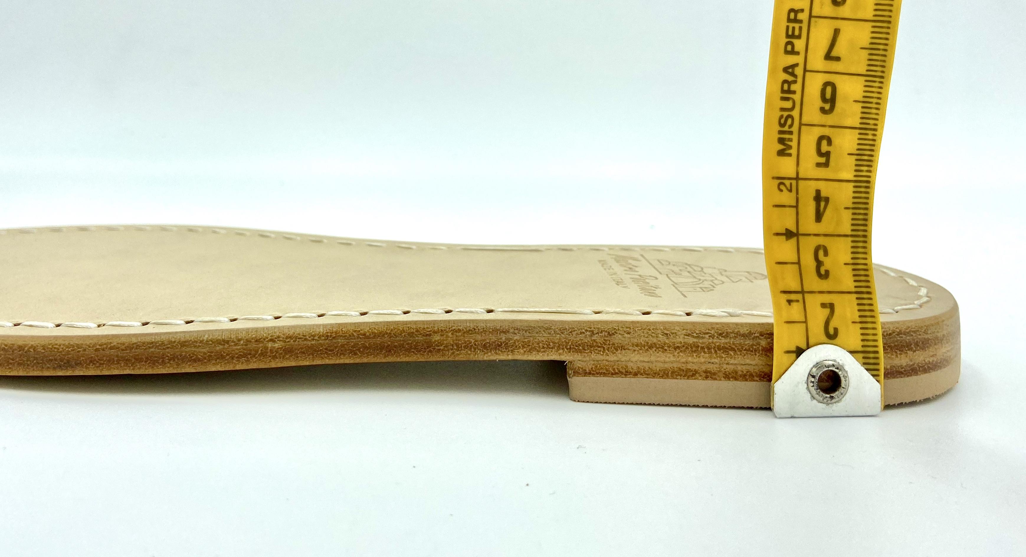 Tacco Basso 1,5 cm